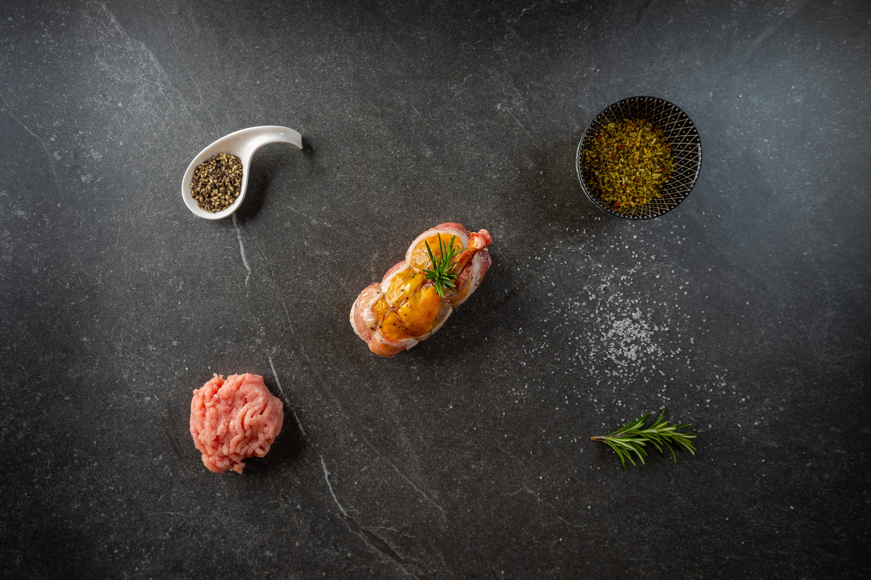 COSCE DI FARAONA RIPIENE - Ricetta | MeatYou