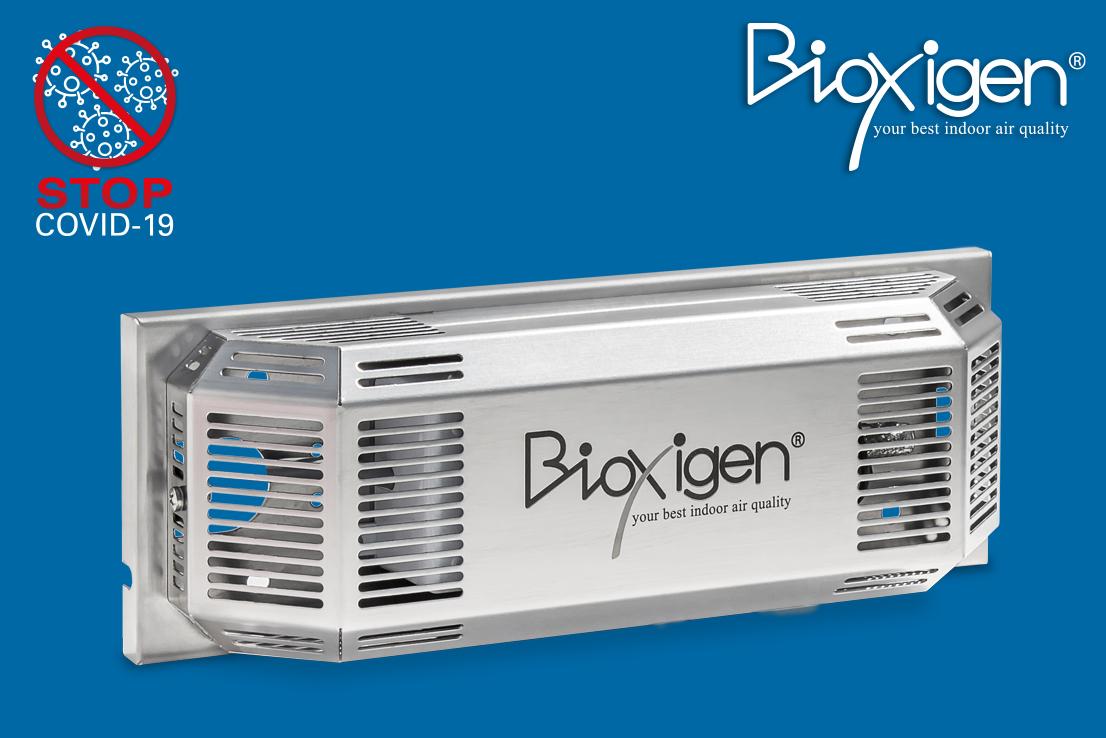 Flexi è in nuovo sanificatore creato per le cabine ascensore | Bioxigen News