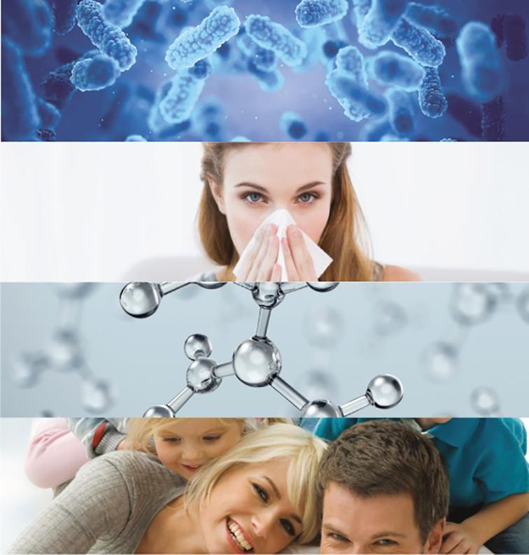 Benefits - Sanifan - Bioxigen
