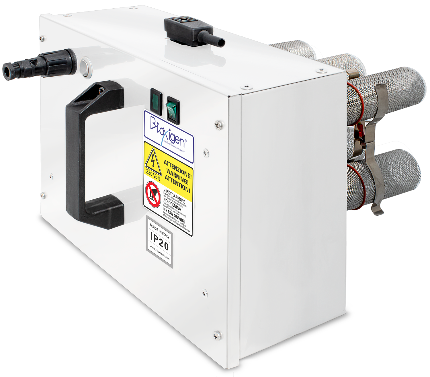 Bioxair - Ducts sanitization unit for industrial/commercial air ducts | Bioxigen