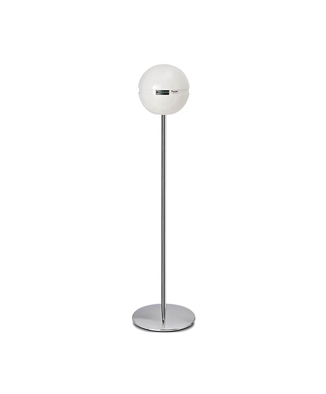Sfera stand with pedestal white - Bioxigen