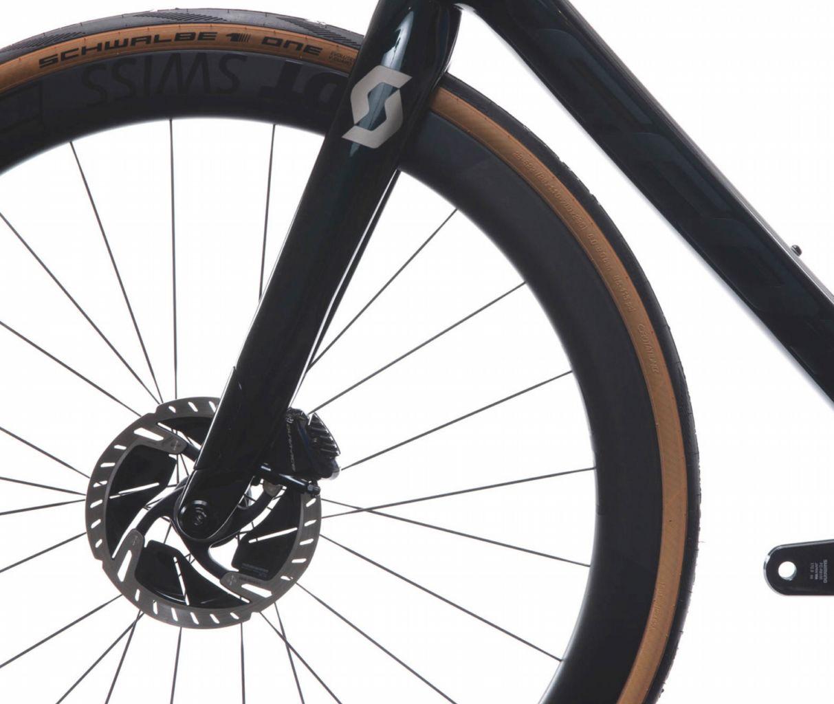Bici strada Bicicletta Scott Addict RC Premium Disc