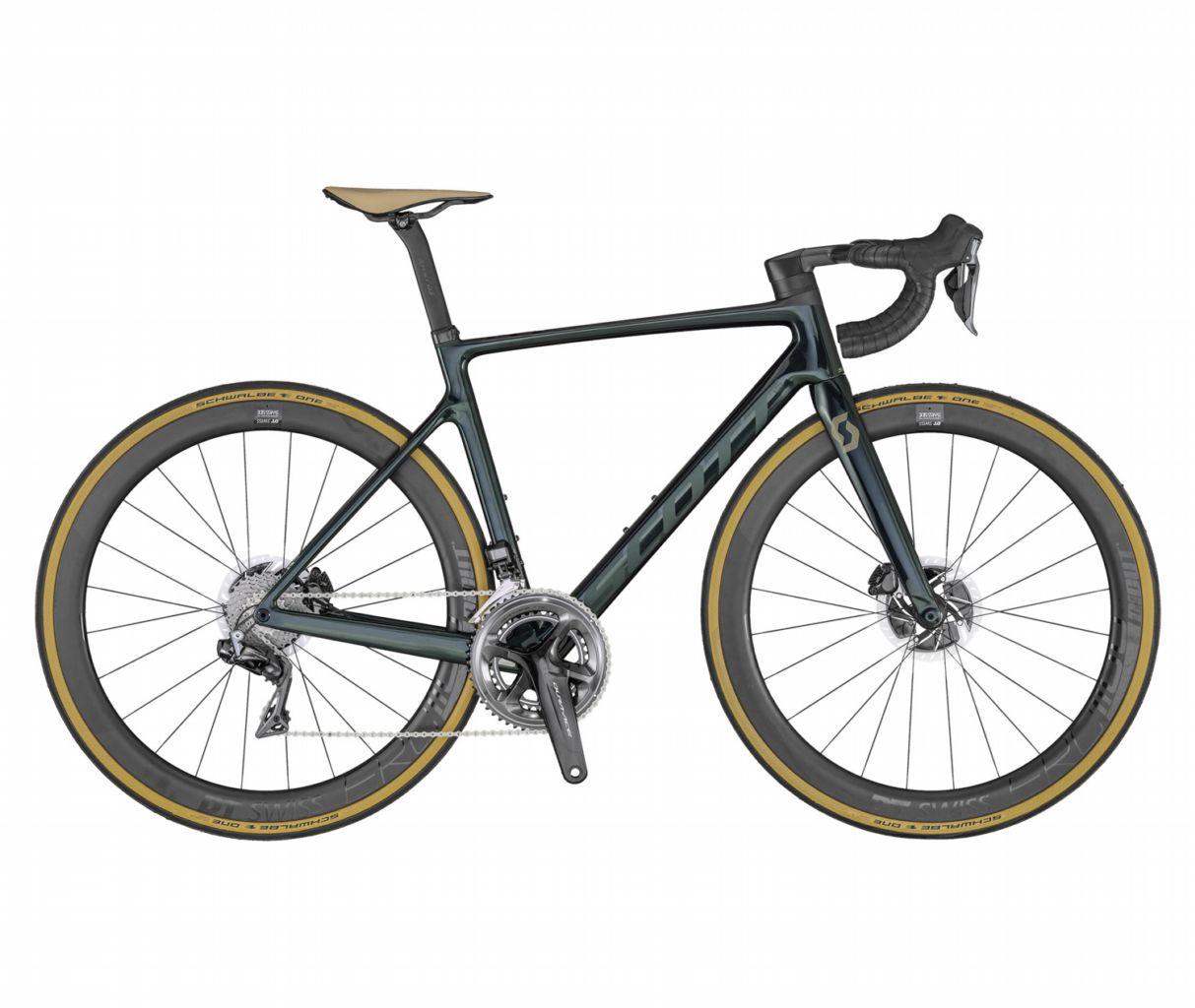 Bicicletta Strada SCOTT Addict RC Premium Disc