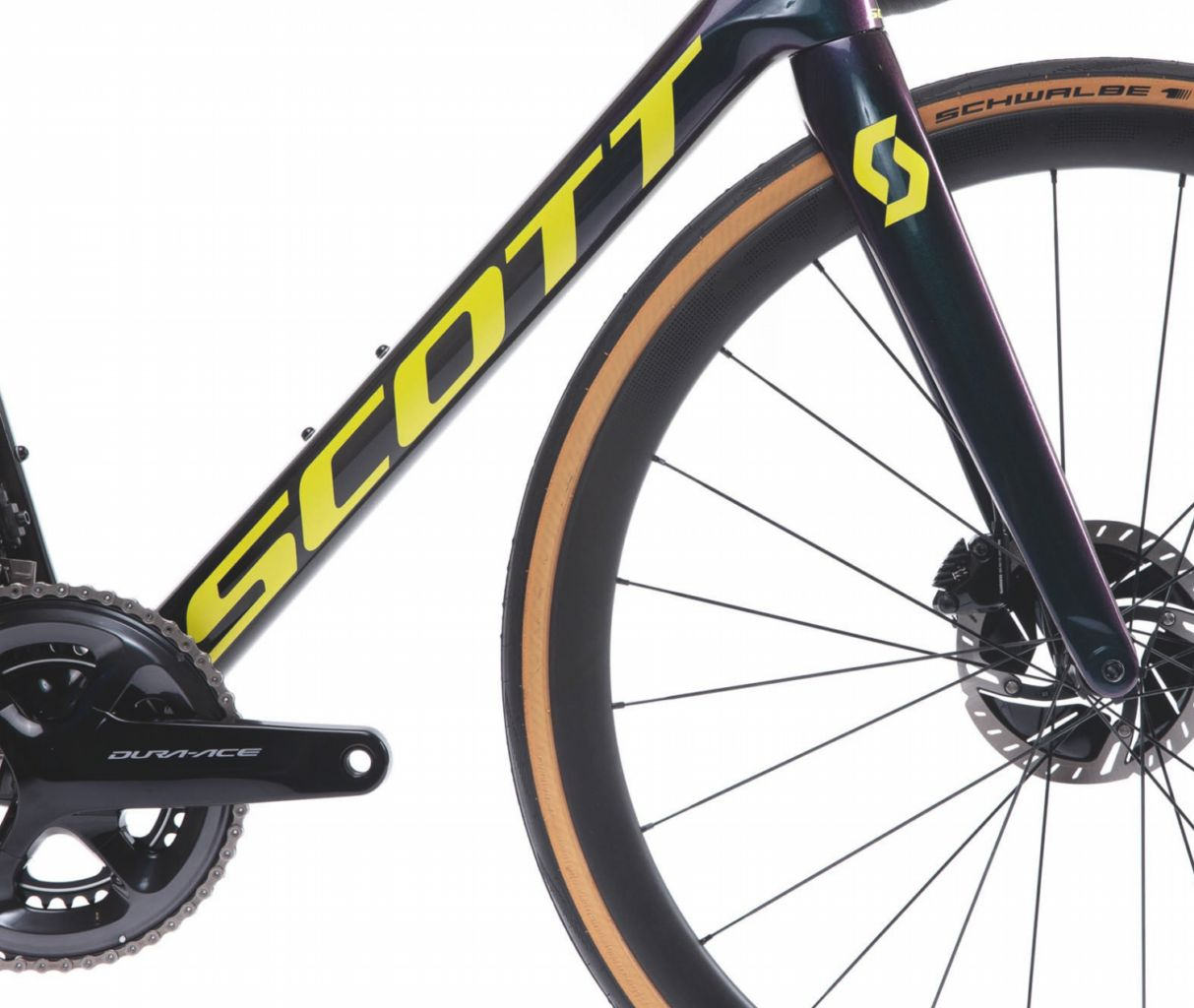 Bici strada Bicicletta Scott Addict RC Pro