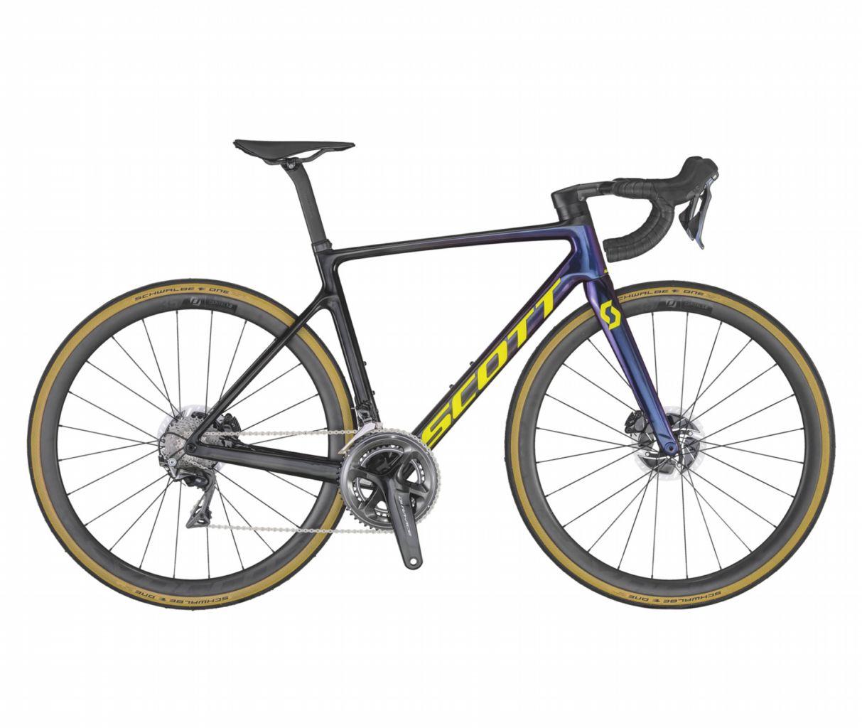 Bicicletta Strada SCOTT Addict RC Pro