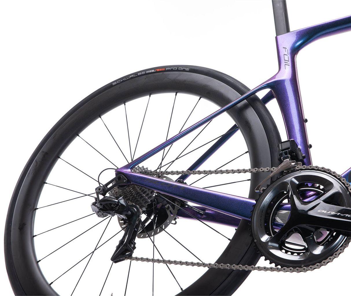 Bici strada Bicicletta Scott Foil Premium